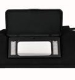 Interior 2005-13 Sunvisor with Lighed Vanity Mirror Ebony Left Hand