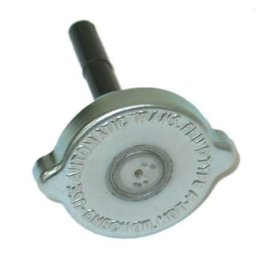 Steering 1967-69 Power Steering Reservoir Cap Correct Metal