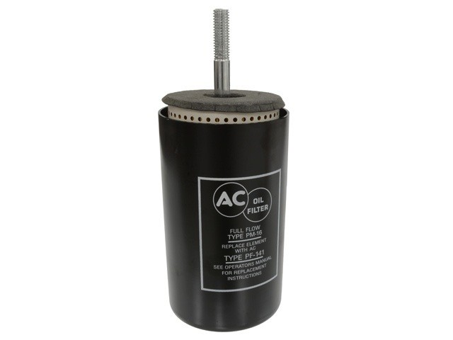 Engine 1958-67 Oil Filter Canister with Silk Screen