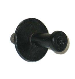 Body 1988-96 Door Lock Striker on Body