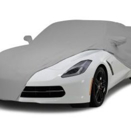 Accessories 2014-16 Car Cover Econotech Gray
