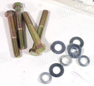 Suspension 1978-79 Rear Spring Mount Plate Bolts 12 Piece