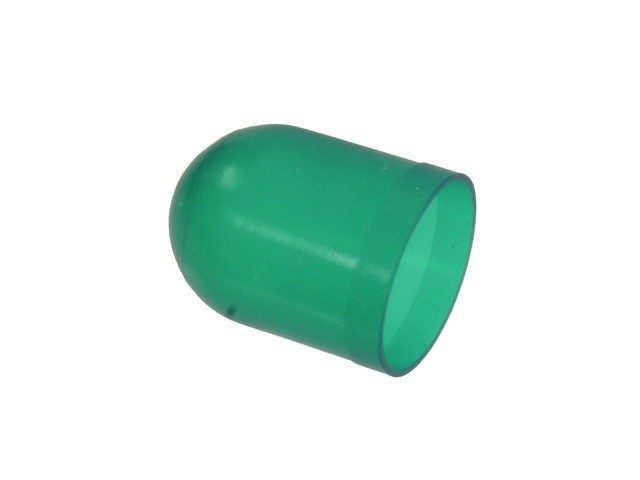 Interior 1963-67 AC/Heater Light Bulb Cover Green