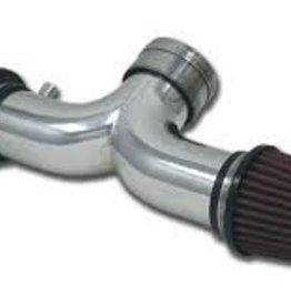 Fuel\Air 2001-04 Cold Air Intake Aluminum W/Black Filters
