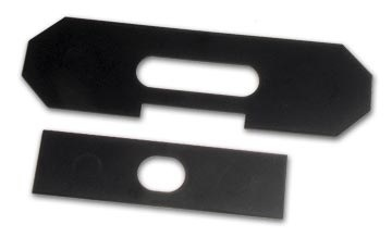 Driveline 1968-76 Shifter Slide Seals Automatic Upper and Lower