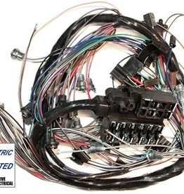 Electrical 1965 Wiring Harness Dash with Backup Lamps