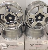 Wheels\Tires 1997-99 Chrome Factory Wheels<br />17&#039;X8.5&quot; and 18X9.5&quot; Set of 4