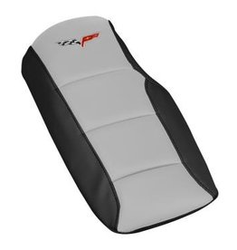 Accessories 2005-2013 Console Cushion with Logo Black/Titanium