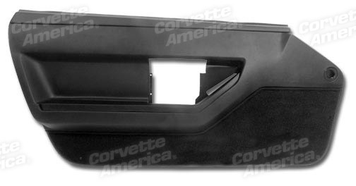 Interior 1984-87 Door Panel Deluxe Left Hand