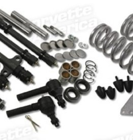 Suspension 1953-62 Front Suspension Rebuild Kit Deluxe