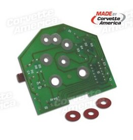 Electrical 1980-82 Tach Printed Circuit Board