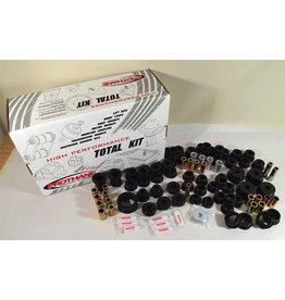 Suspension 1984-96 Total Poly Bushing Kit