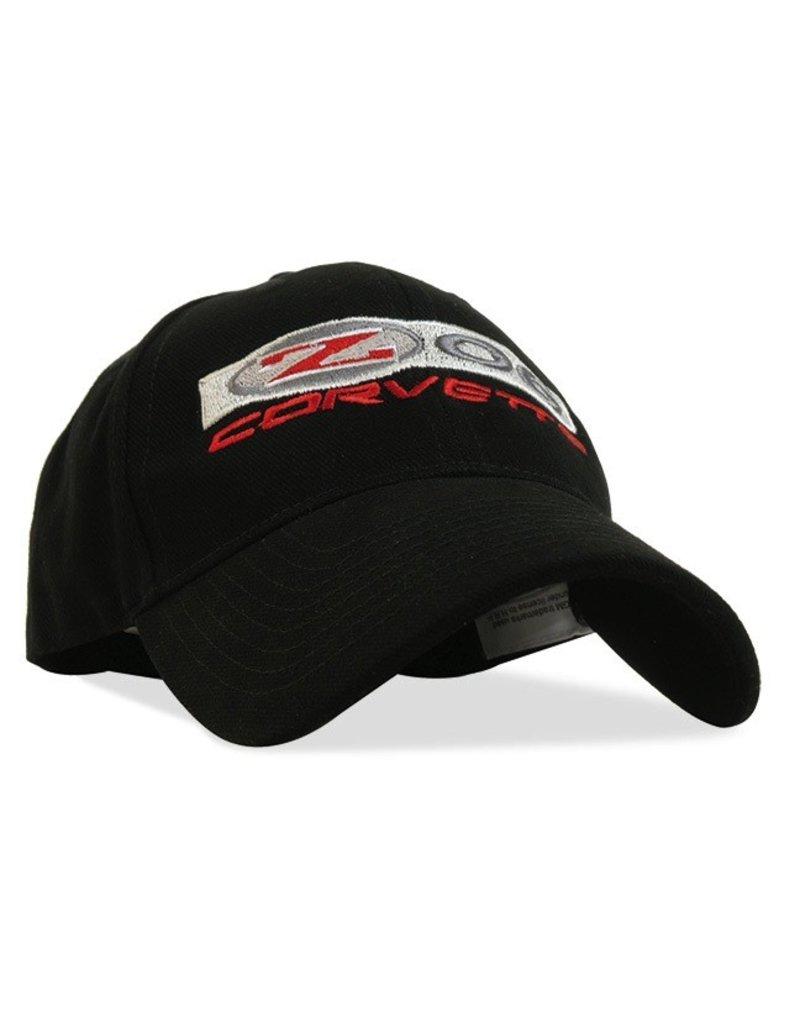 Apparel 2001-2016 Z06 Hat Black