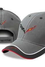 Apparel C7 Hat Gray