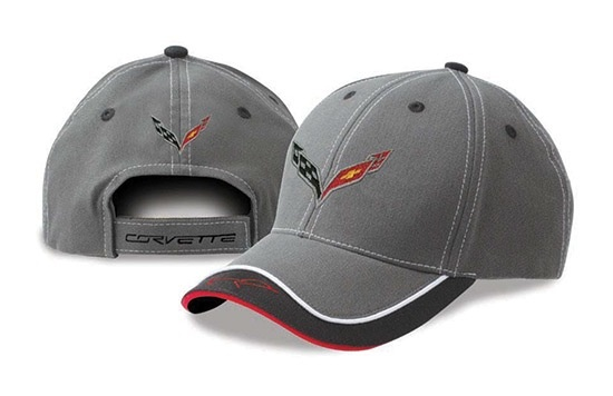 Apparel C7 Hat Gray