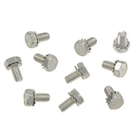 Engine 1965-74 Timing Cover Bolts Big Block Correct 'L' 10 Piece Set