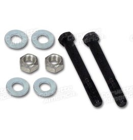 Engine 1963-82 Motor Mount Bolt with Nut & Washer Pair