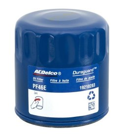 Engine 1997-06 Oil Filter AC Delco