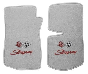 Interior Available in all factory carpet color woth single or dual logo/script!