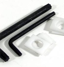 Interior 1997-2004 Seat Track Repair Shim Kit