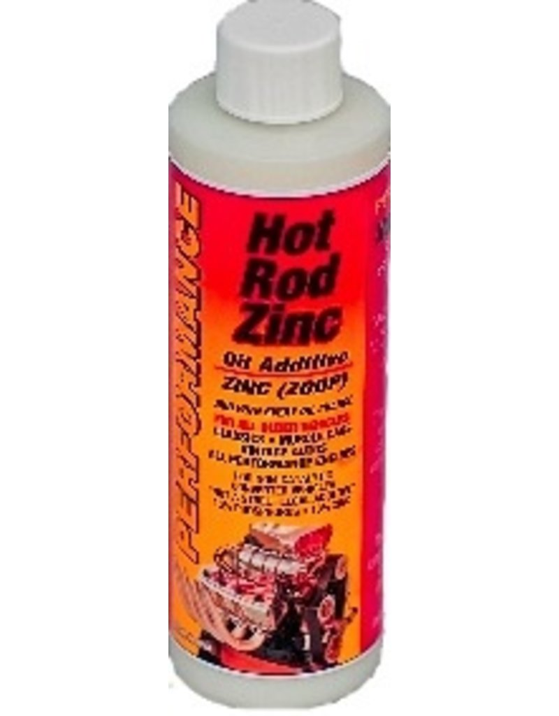 Chemicals Hot Rod Zinc Oil Additive ZDDP 8 Ounce