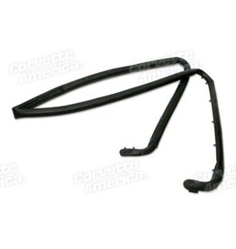 Weatherstrip 1984-96 Rear Deck Lid Weatherstrip Convertible