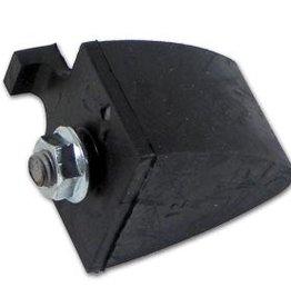 Suspension 1965-75 Rear Control Arm Bumper Rubber