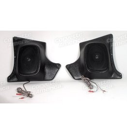 Electrical 1963-67 Kick Panel Speakers Pair