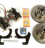 Brakes 1956-62 Disc Brake Conversion Kit