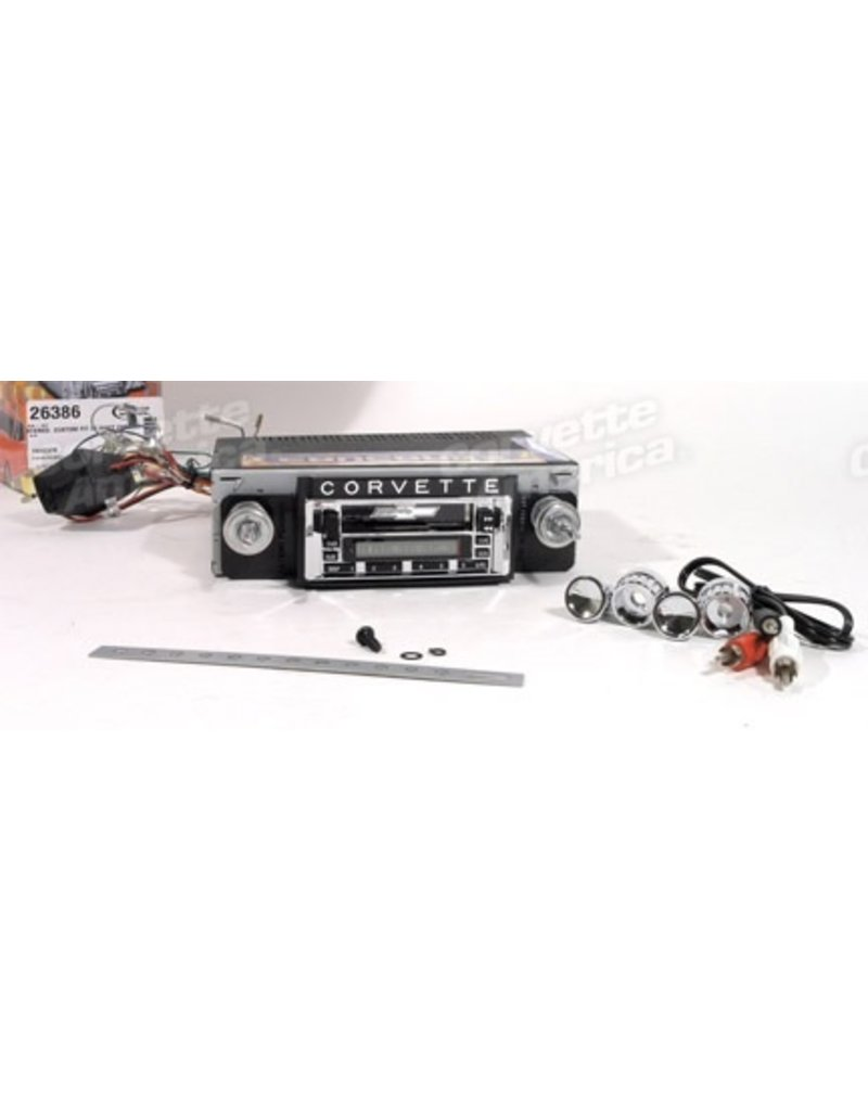Electrical 1958-62 AM/FM Stereo Radio 200 Watt With Auxiliary Input