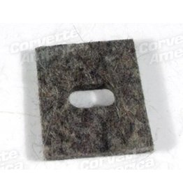 Driveline 1955-62 Clutch Push Rod Firewall Seal