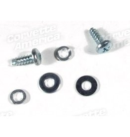 Driveline 1955-62 Clutch Seal Retainer Screw Set 2 Piece