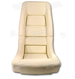 "Interior 1978-82 Seat Foam 4 Piece Set 4"" Bolster"