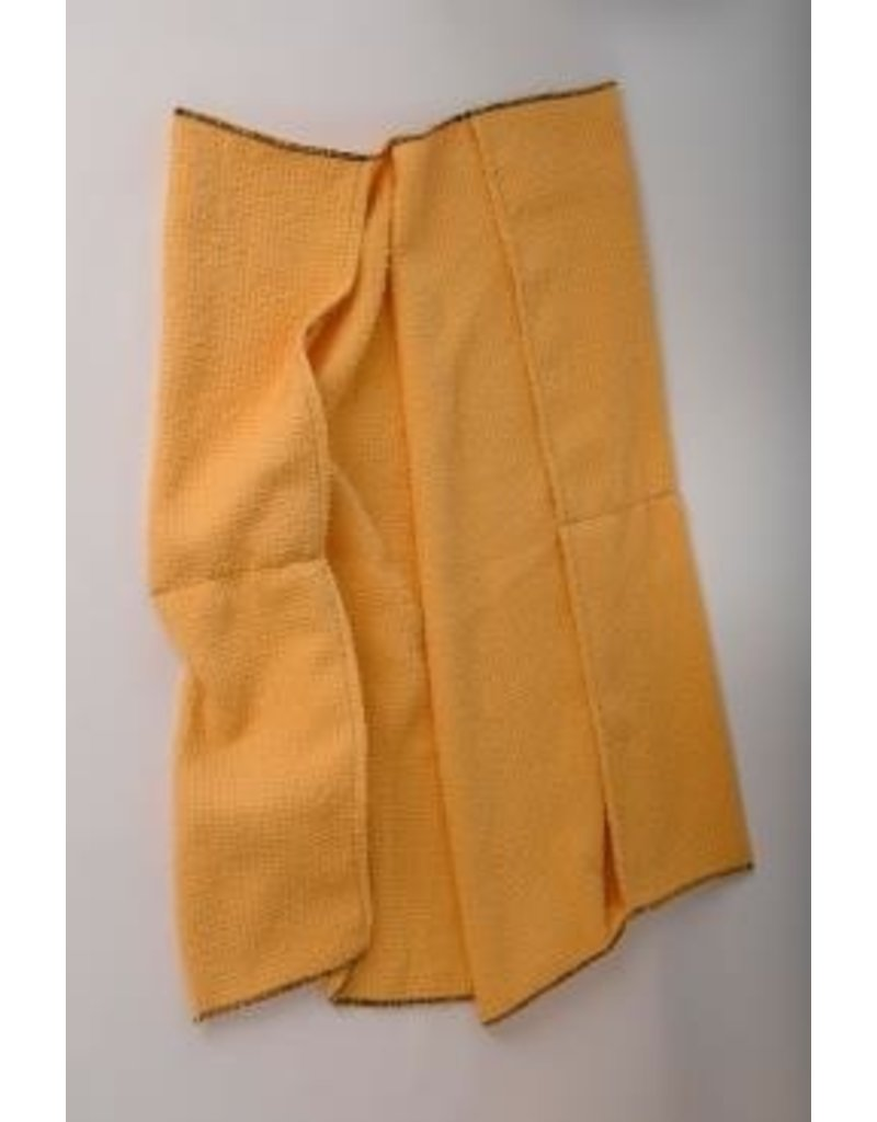 """Chemicals Drying Towel with Pockets 25""""X35"""""""