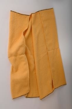 "Chemicals Drying Towel with Pockets 25""X35"""