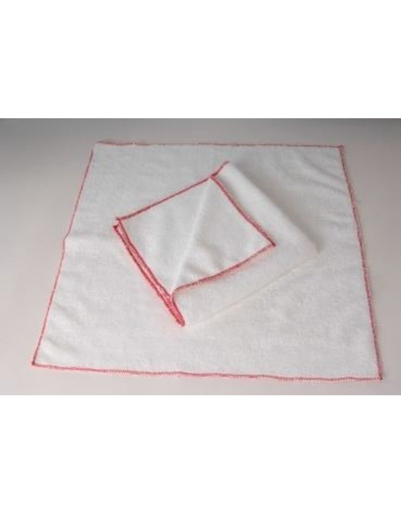 "Chemicals Polishing and Dusting Towels 16""X16"" Pair"