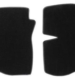 Accessories 1968-82 Floor Mats Black/No-Logo