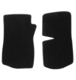 Accessories 1968-82 Floor Mats Black/No-Logo