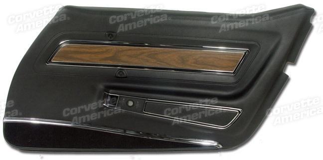 Interior 1970-76 Door Panel Deluxe Left Hand