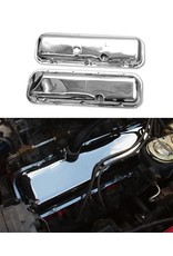 Engine 1965-74 BBC Valve Covers Chrome