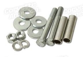 Engine 1953-62 Engine Mount Bolt Set-Correct