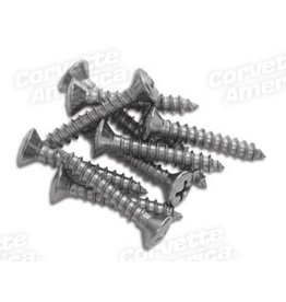 Interior 1961-62 Sill Plate Screws 10 Piece Set