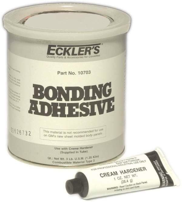 Chemicals 1953-72 Bonding Adhesive Quart