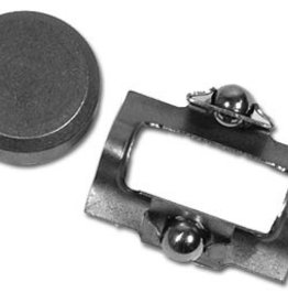 Interior 1956-62 Seat Track Roller Assembly