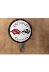 "Collectibles C1 Corvette Coat Hook 4"""