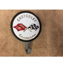 Collectibles C1 Corvette Coat Hook 4""