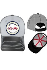 Apparel C1 Corvette Hat Gray