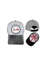 Apparel C1 Corvette Hat Gray