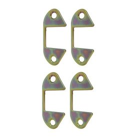 Body 1956-62 Door Hinge Cover 4 Piece Set