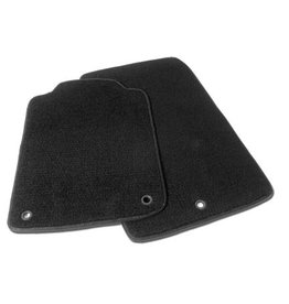Accessories 1997-04 Floor Mats Black